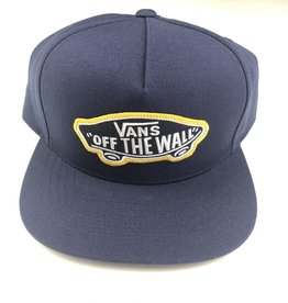 VANS VANS CLASSIC PATCH HAT - DRESS BLUES