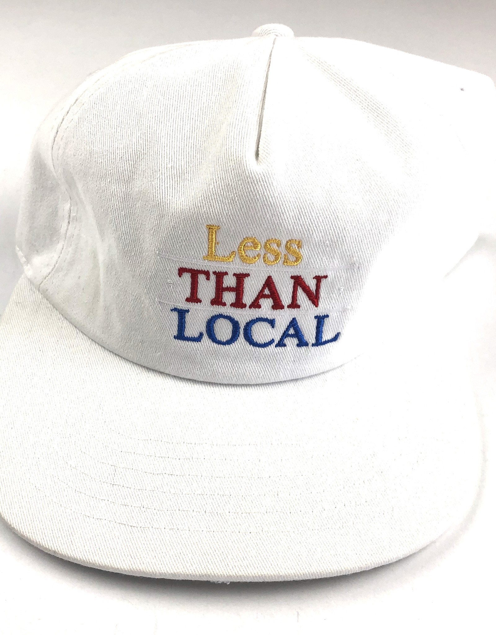 LESS THAN LOCAL LESS THAN LOCAL WONDER HAT - (ALL COLORS)