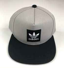 ADIDAS ADIDAS TWO TONE SNAPBACK - GRANITE/BLACK