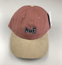 HUF 1993 CV 6 PANEL HAT - (ALL COLORS)