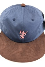 HUF 1984 CONTRAST 6 PANEL HAT - (ALL COLORS)