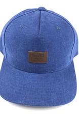 BRIXTON BRIXTON GRADE 3 SNAPBACK HAT - MONACO BLUE
