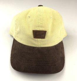 BRIXTON BRIXTON X COORS BANQUET LP CAP HAT - BUFF