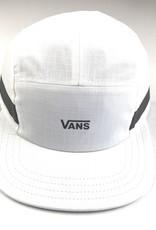 VANS VANS OBSTACLE CAMPER HAT - WHITE