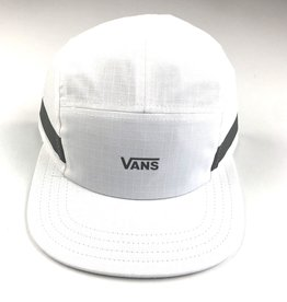 VANS VANS OBSTACLE CAMPER HAT - WHITE
