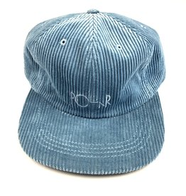 POLAR CORDUROY CAP HAT - (ALL COLORS)