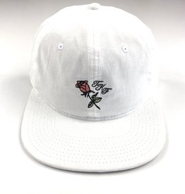 THE KILLING FLOOR THE KILLING FLOOR KNOWN PLEASURES HAT - WHITE/CORD