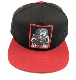 HOCKEY BARBWIRE SNAPBACK HAT - (ALL COLORS)