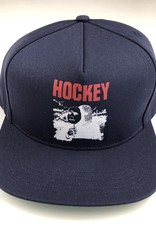 HOCKEY BLEND IN SNAPBACK HAT