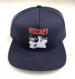 HOCKEY BLEND IN SNAPBACK HAT