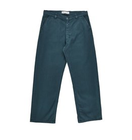 POLAR 40'S PANT - GREY/TEAL