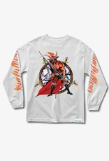 DIAMOND X SLAYER NO MERCY L/S TEE - (ALL COLORS)