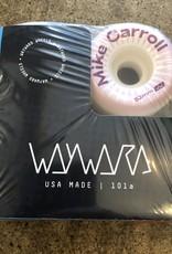 WAYWARD WAYWARD MIKE CARROLL WHEEL - 52MM