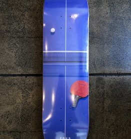 SOUR SKATEBOARDS SOUR SOLUTION PING PONG BLUE DECK - 8.375