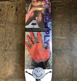 QUASI SKATEBOARDS QUASI DAVIS ACID PLY DECK - 8.5