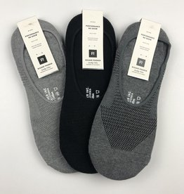 RICHER POORER FORD NO SHOW SOCK - (ALL COLORS)
