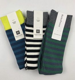 RICHER POORER THEO CREW SOCK - (ALL COLORS)