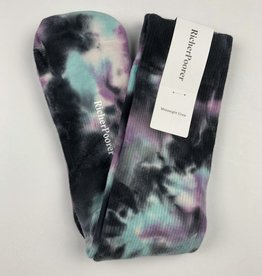 RICHER POORER SHERBET CREW SOCK - BLUE NIGHTS