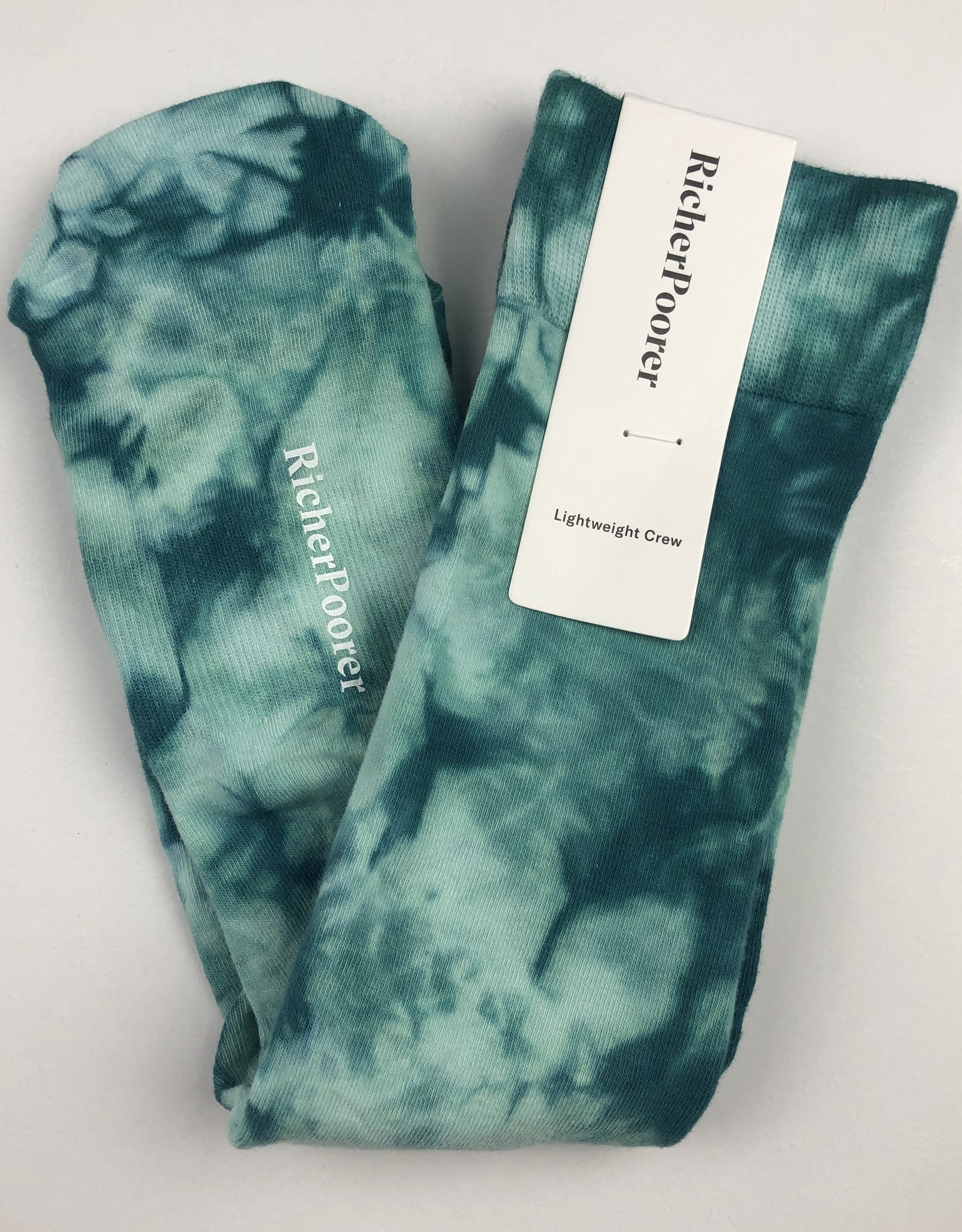 RICHER POORER SOAKED IN CREW SOCK - (ALL COLORS)