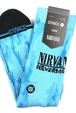 STANCE X NIRVANA NEVERMIND SOCK - BLUE