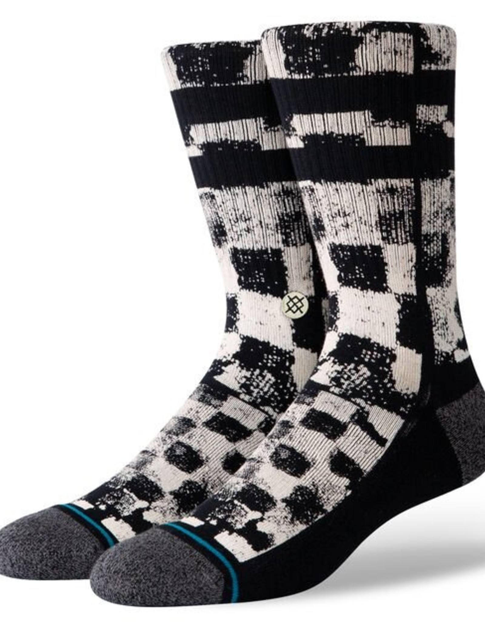STANCE HASTINGS SOCK - BLACK