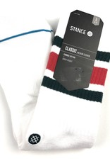 STANCE STANCE BOYD 4 SOCK - WHITE/RED