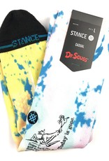STANCE X DR SEUSS AND NOW MY STORY SOCK - MULTI