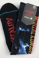 STANCE STANCE MORTAL COMBAT 2 SOCK - BLACK