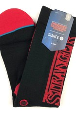 STANCE STANCE X STRANGER THINGS SOCK - BLACK