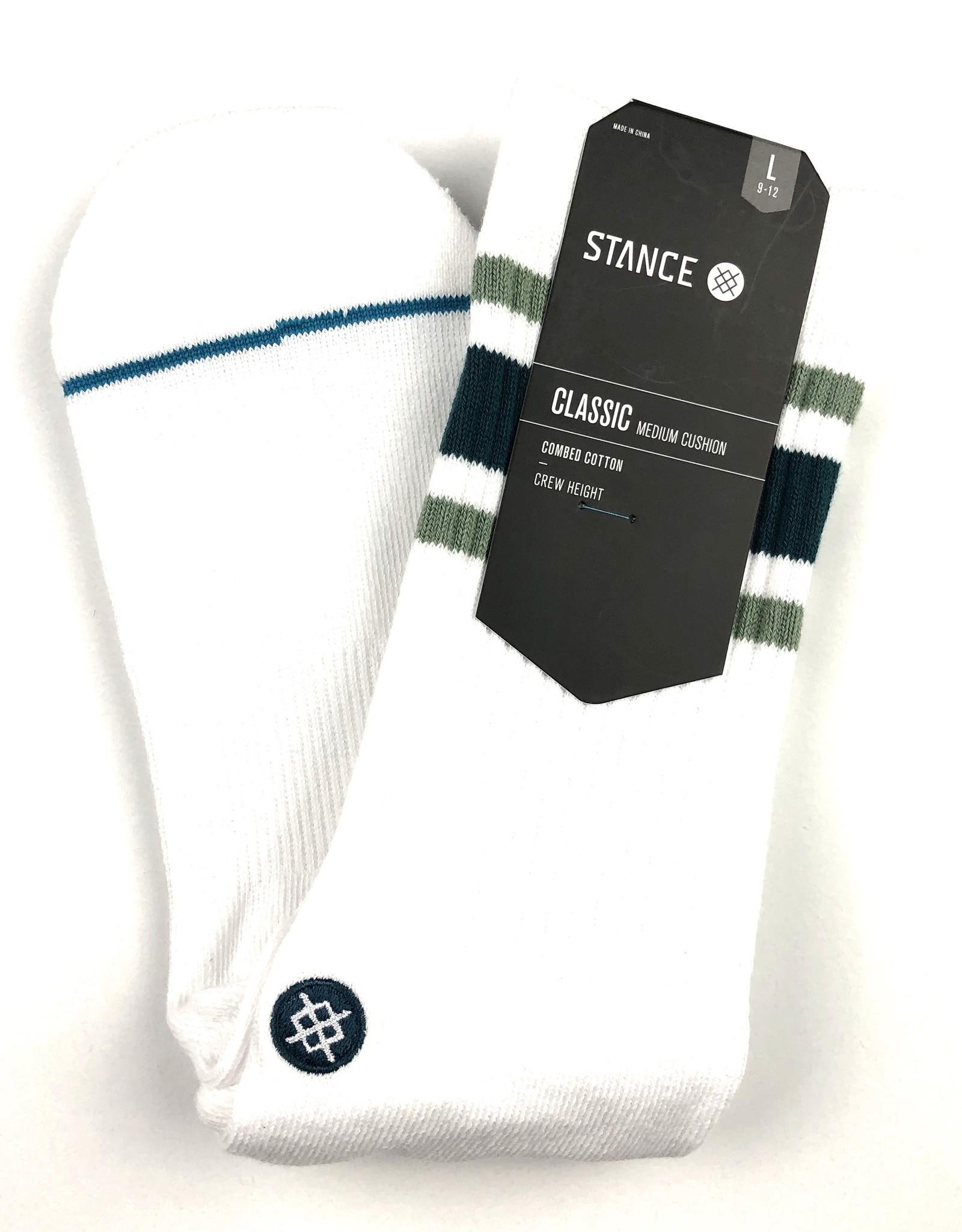 STANCE BOYD 4 SOCK - GREEN