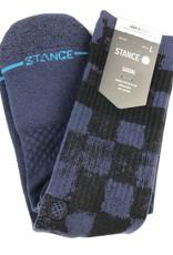 STANCE STANCE HASTING SOCK - BLUE