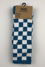 VANS VANS CHECKERBOARD CREW SOCK - (ALL COLORS)