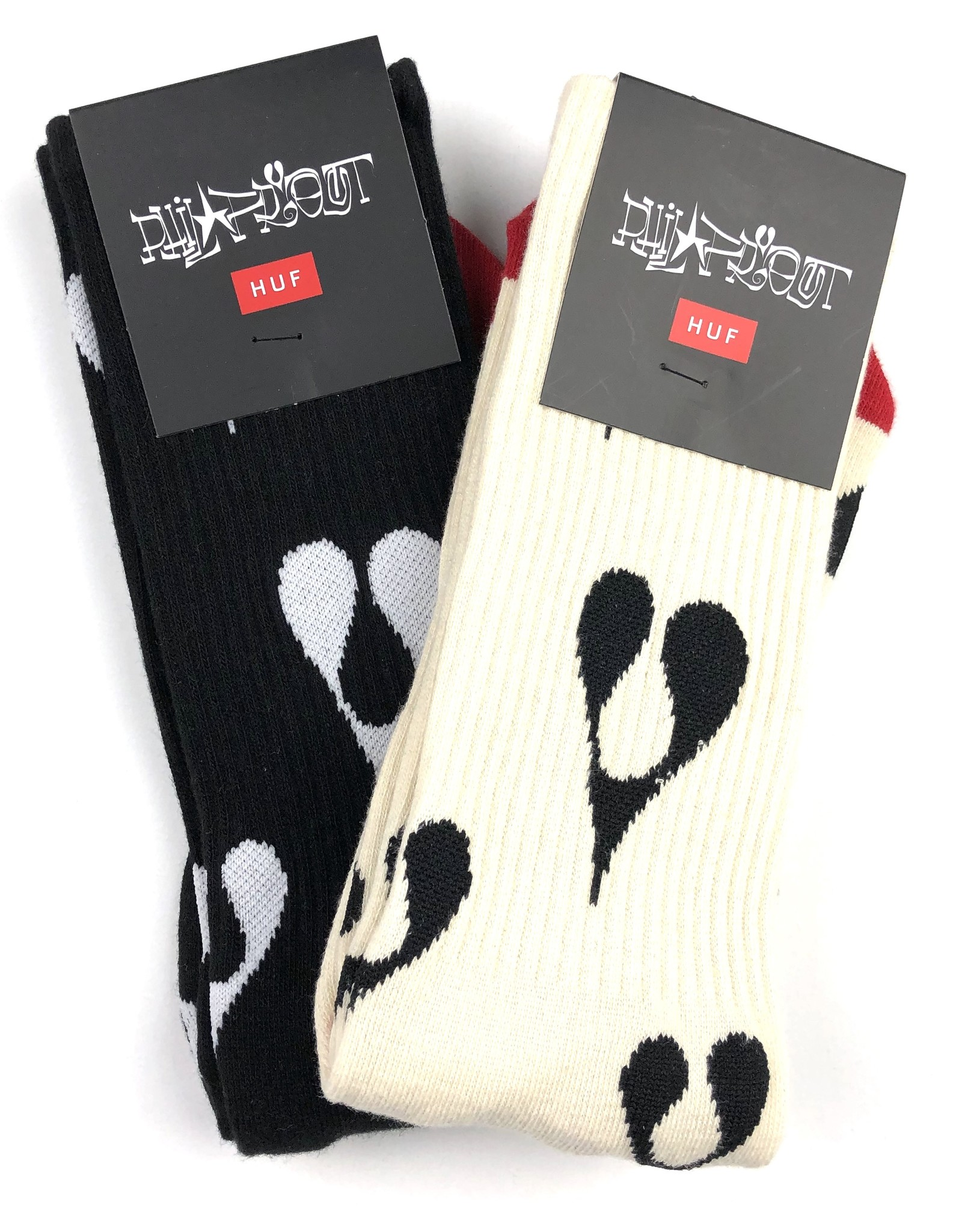 HUF PHIL FROST SOCKS - (ALL COLORS)