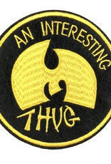 DIRTY NEEDLE INTERESTING THUG RE-ISSUE PATCH