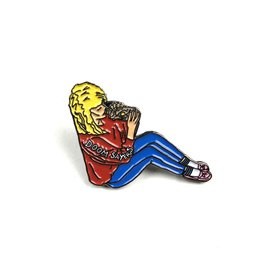DOOM SAYERS DOOM SAYERS BECKY PIN