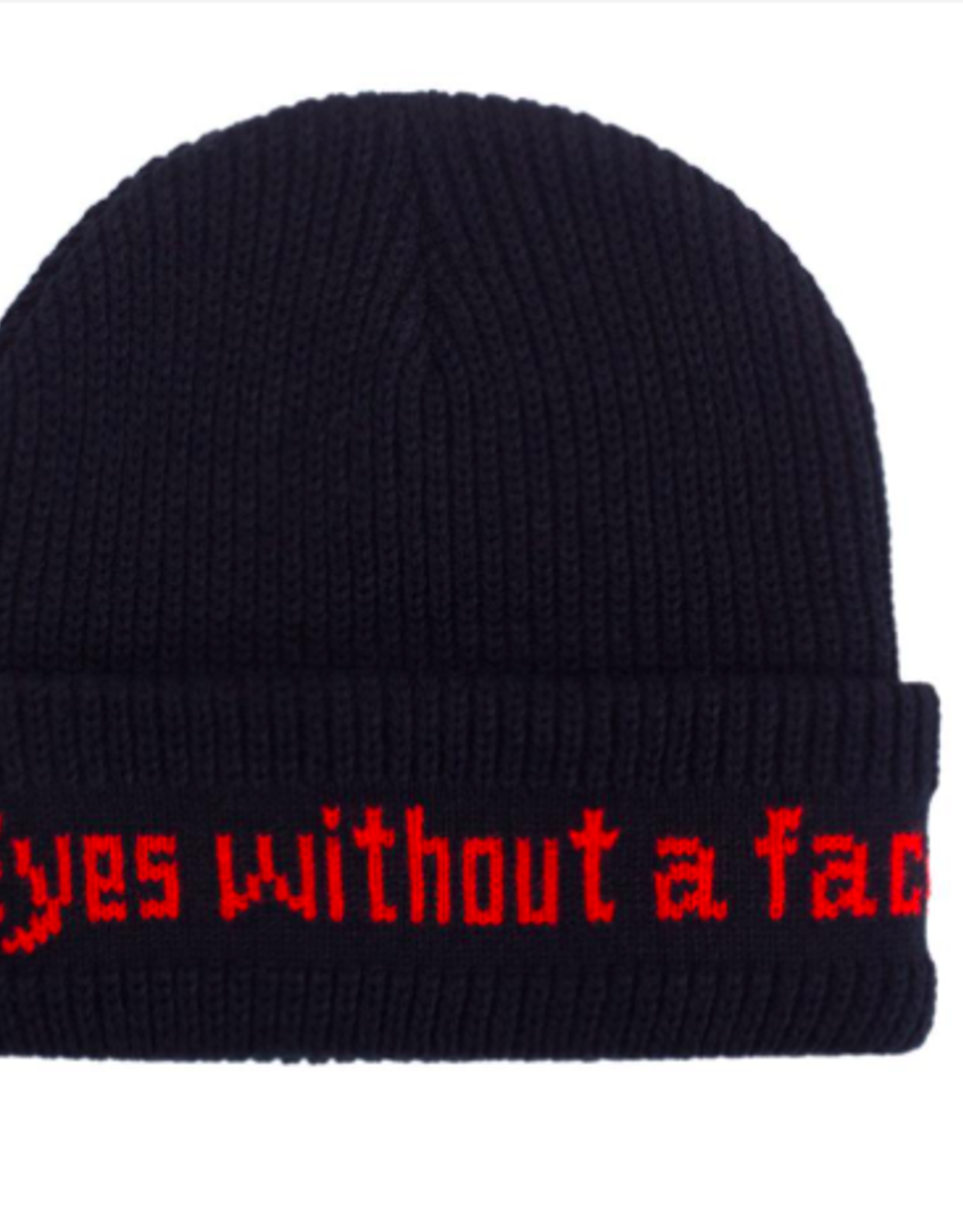 HOCKEY EYES WITHOUT A FACE BEANIE - (ALL COLORS)