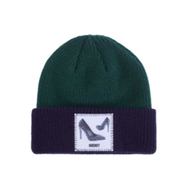 HOCKEY SPIKED HEEL BEANIE - (ALL COLORS)