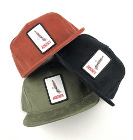 HOCKEY SHOTGUN 5 PANEL CAP HAT - (ALL COLORS)
