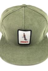 HOCKEY SHOTGUN 5 PANEL CAP HAT - (ALL COLORS)