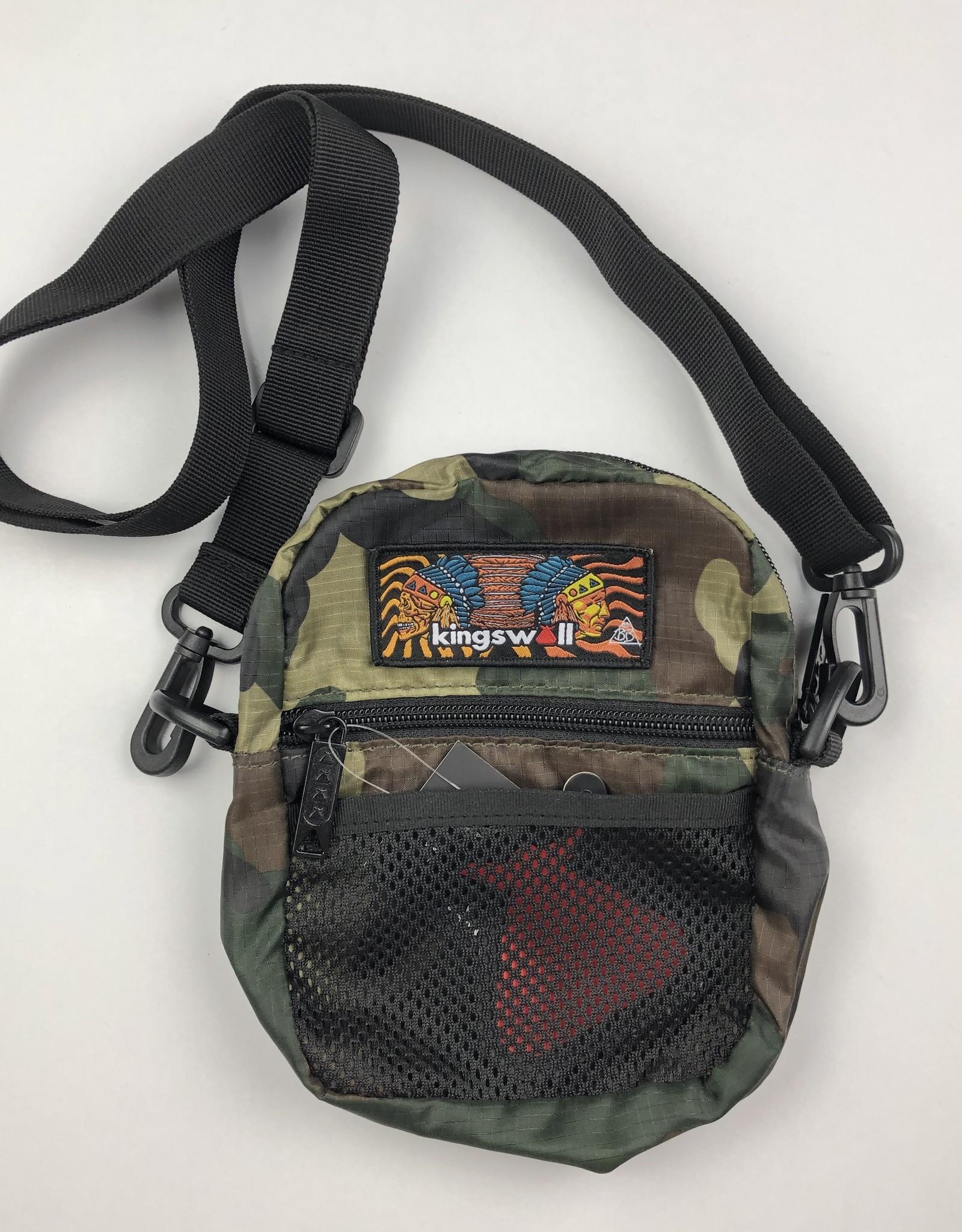 BUMBAG KINGSWELL X BUMBAG COMPACT SHOULDER BAG - (ALL COLORS)