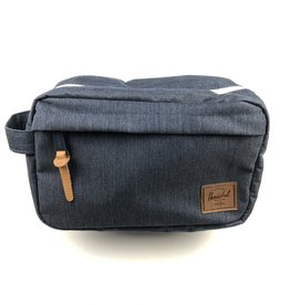 HERSCHEL HERSCHEL CHAPTER BAG - INDIGO DENIM CROSSHATCH