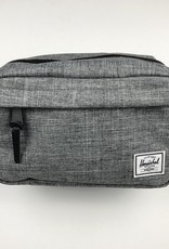 HERSCHEL HERSCHEL CHAPTER BAG - RAVEN CROSSHATCH