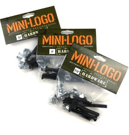 MINI LOGO MINI LOGO PHILLIPS HARDWARE BLACK - (ALL SIZES)