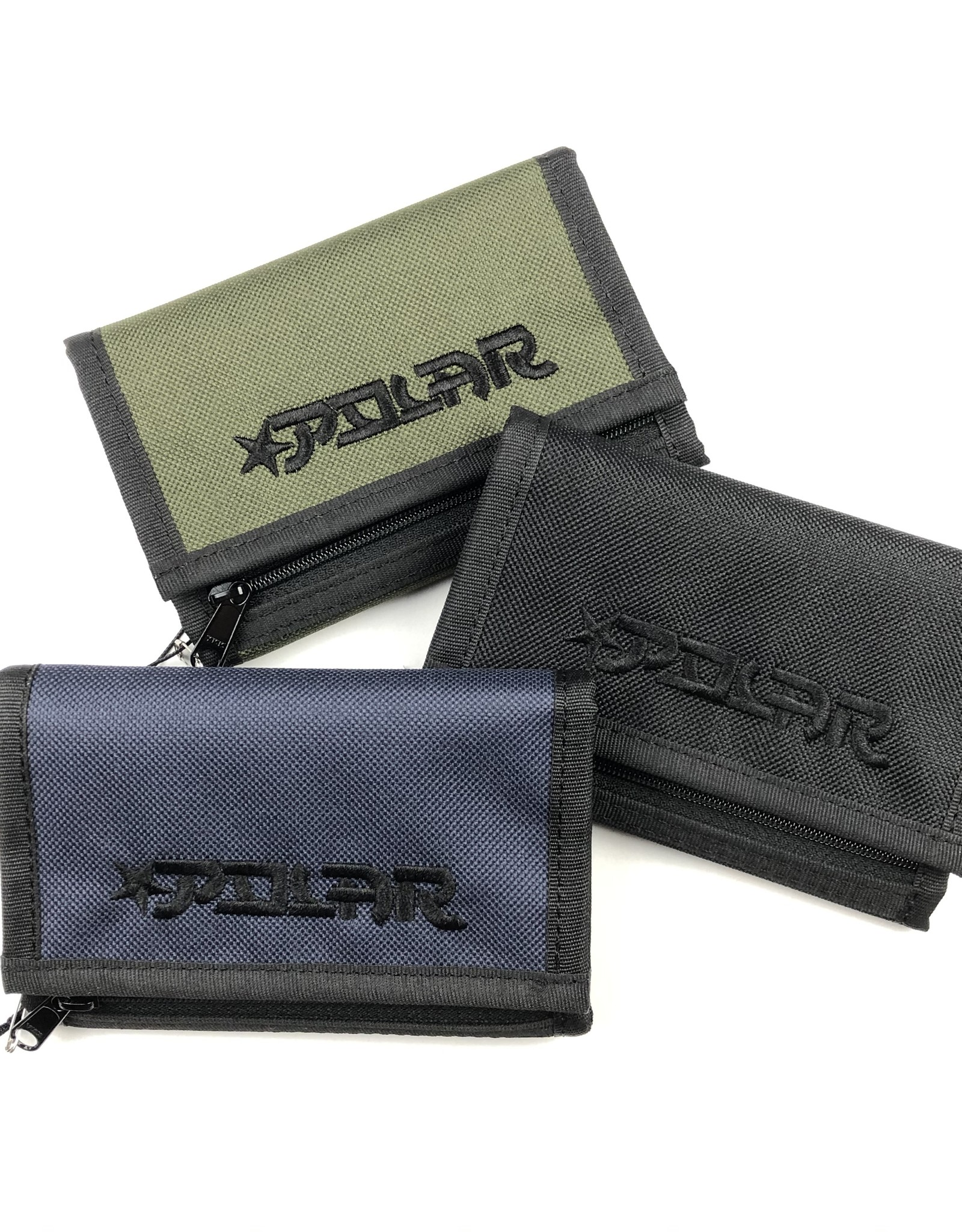 POLAR STAR KEY WALLET - (ALL COLORS)