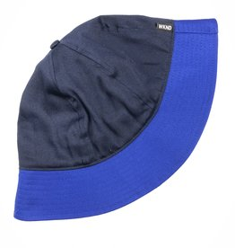 WKND BLUE BUCKET HAT - BLUE/NAVY