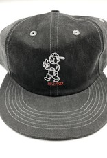WKND LUNCH MONEY CAP HAT - BLACK