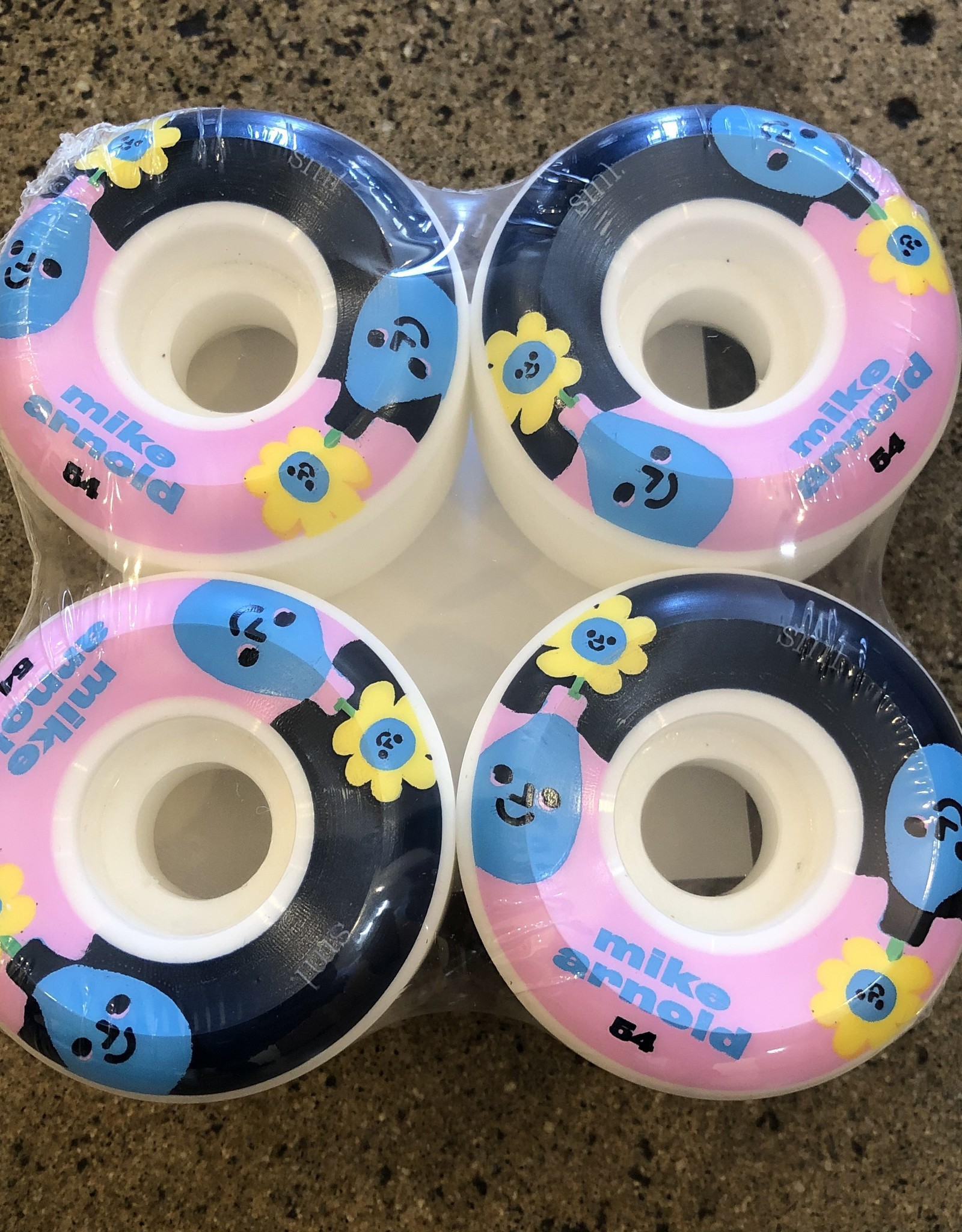 SML TOONIES (MIKE ARNOLD) V-CUT WHEEL - 54MM