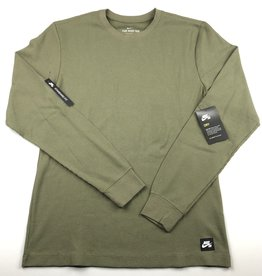 NIKE NIKE SB DRY-FIT WAFFLE L/S TEE - (ALL COLORS)