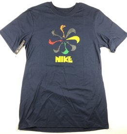 NIKE NIKE SB (ORANGE LABEL) OSKI ISO S/S TEE - NAVY