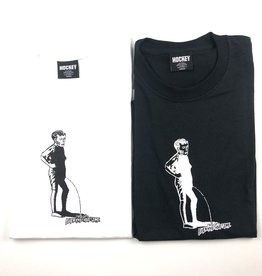 HOCKEY PISS S/S TEE - (ALL COLORS)